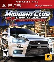 Midnight Club Los Angeles By Rockstar - Playstation 3