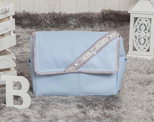 Babyline Bombón - Bolso de silla de paseo, color azul