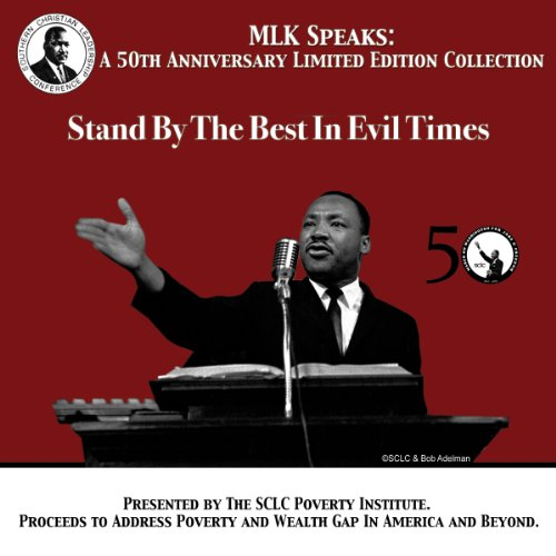 Stand by the Best in Evil Times audiobook cover art