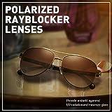 Zoom IMG-2 avaway pilots polarizzati occhiali da