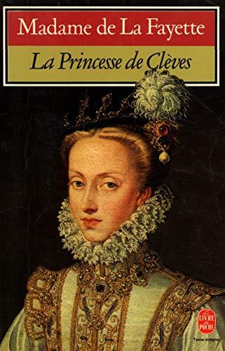 La princesse de Clèves / De La Fayette / Réf9173