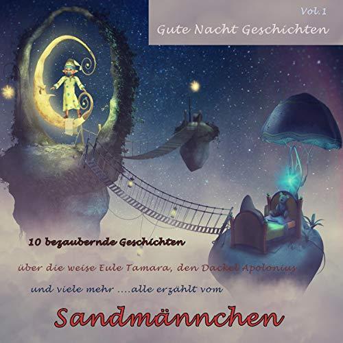 Das Sandmännchen erzählt Gute Nacht Geschichten 1 Titelbild