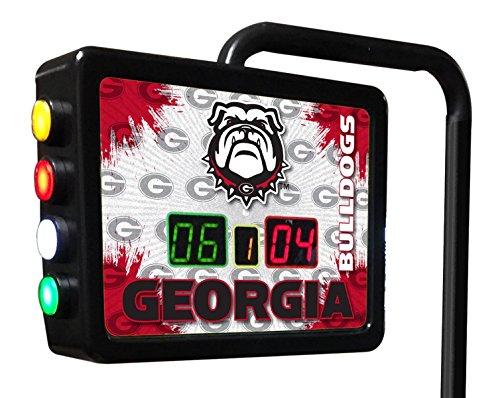 Amazing Deal Holland Bar Stool Co. Georgia Bulldog Electronic Shuffleboard Scoring Unit