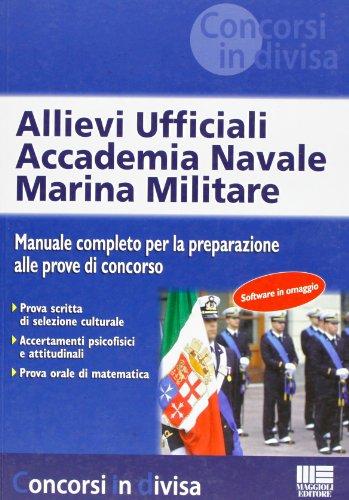 Allievi ufficiali accademia navale marina militare
