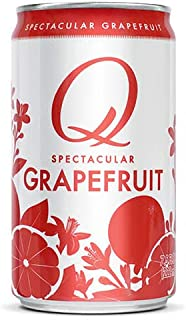 Q Mixers Sparkling Grapefruit, Premium Cocktail Mixer, 7.5 oz (12 Cans)