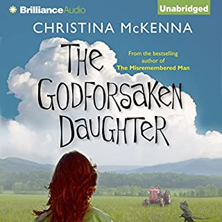 The Godforsaken Daughter cover art
