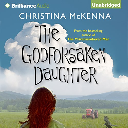 The Godforsaken Daughter Titelbild