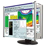 Kantek LCD Monitor Magnifier Fits 15in Monitors - Magnifying Area 13.13' Width x 10.50' Length - Overall Size 11' Height x 14.8' Width
