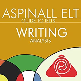 IELTS Writing Analysis for Task 1 and 2 cover art