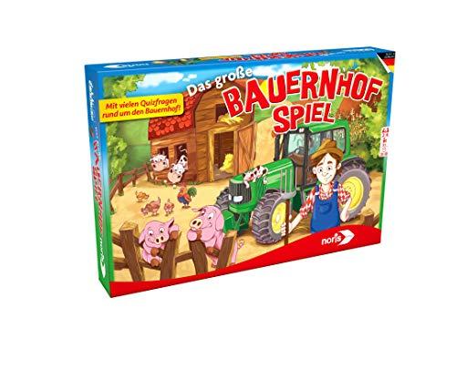 Noris 606011632 - Das große Bauernhof Spiel