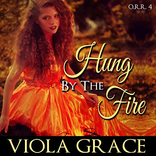 Hung by the Fire audiobook cover art