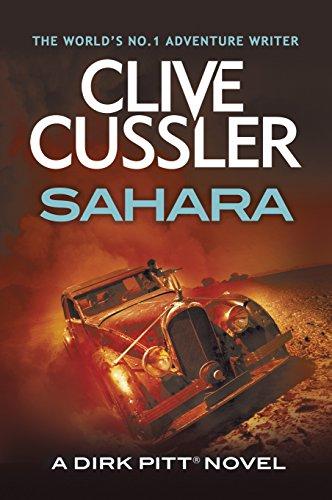 Sahara (Dirk Pitt) (English Edition)