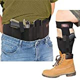 Best Ankle Holsters - CREATRILL Bundle of Belly Band Holster + Ankle Review