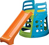 PALPLAY LTD. Marian-Plast 300-0377 - Kletterturm mit Rutsche