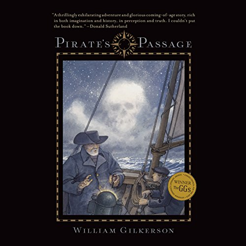 Pirate's Passage audiobook cover art