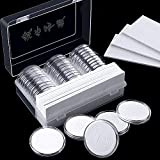 46 mm Coin Capsules Holder and Protect Gasket Coin...