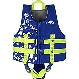 IvyH Chaleco de natación para niños