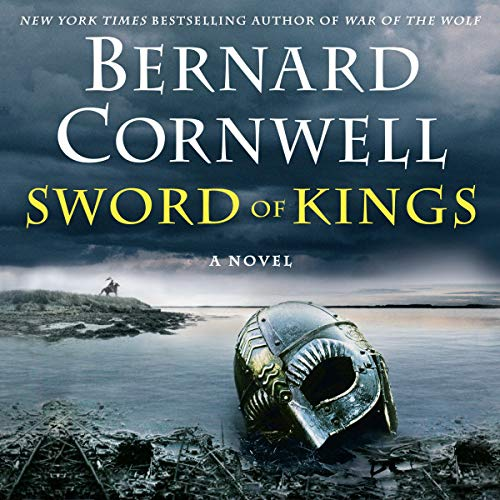 Sword of Kings audiobook cover art
