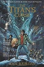 By Rick RiordanThe Titan's Curse (Percy Jackson & the Olympians, Book 3)[Paperback] October 8, 2013