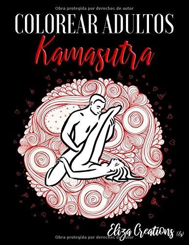 Colorear Adultos Kamasutra: Mandalas de Colorear para Adultos   Kama Sutra 42 Posiciones   Lindos Dibujos para Colorear para Relajarse