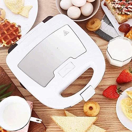 SMSOM Eléctrica Breakfast Sandwich Grill fabricante de placas de hierro fundido antiadherente...