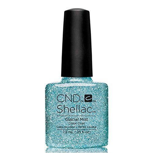 CND Shellac Gel Polish Aurora Collection 2015-0.25oz_GLACIAL MIST - C90872 **Best Beauty WN** by CND Cosmetics