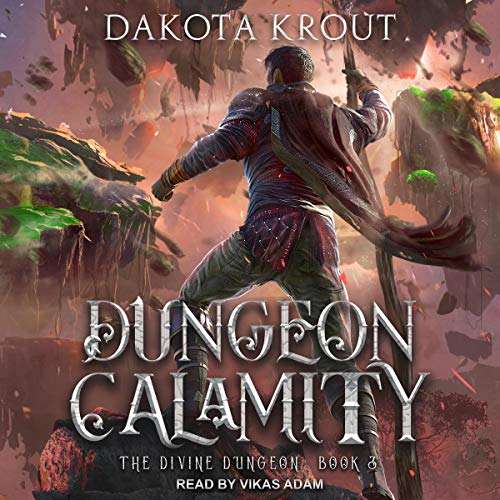 Couverture de Dungeon Calamity