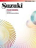 Suzuki Piano School - Volume 4 (New International Edition): Piano Part