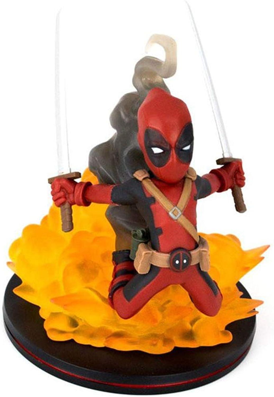 Spielzeug Statue Spielzeug Modell Film Charakter Geschenk Dekoration Geburtstagsgeschenk 10CM LJJOZ (Farbe   rot)