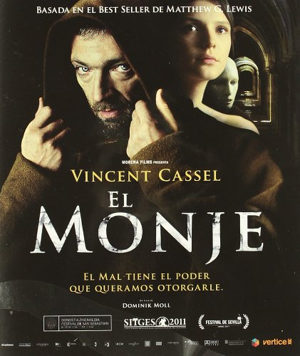 El Monje [Blu-ray]