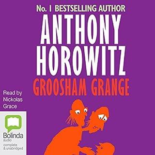 Groosham Grange cover art