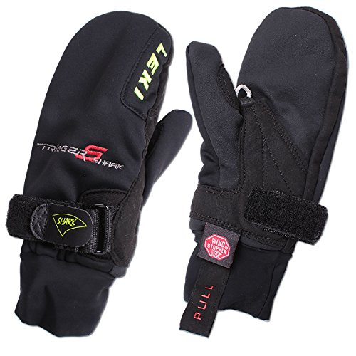 Leki Shark mitten WC Edition 7 Ski Langlauf Handschuhe Trigger Shark