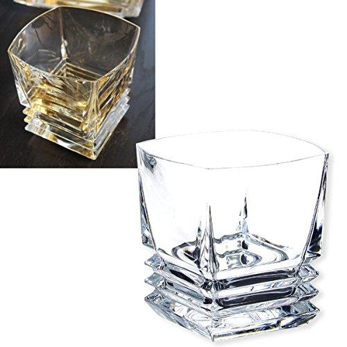 6Verres à whisky Cristal Maria