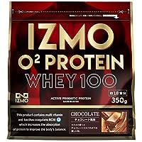 IZMO -イズモ- O2プロテイン チョコ風味 (350g)