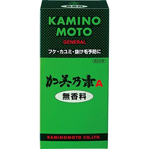 Kaminomoto | Traitement de repousse des cheveux | Kaminomoto A (sans parfum) 200 ml