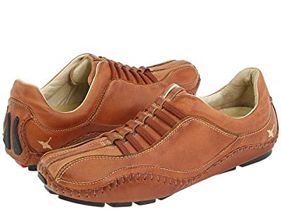 Pikolinos Fuencarral 15A-6175 (Brandy Leather) Men