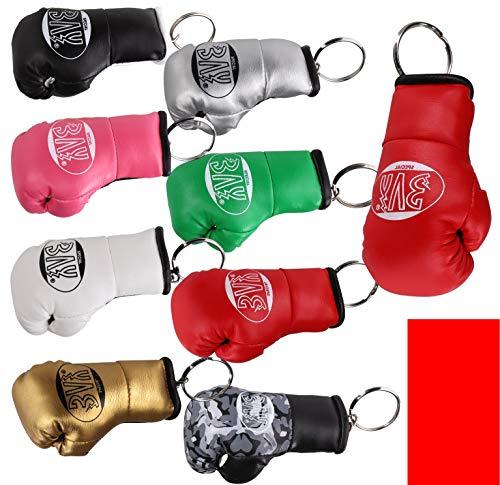 BAY® Mini Boxhandschuhe rot Schlüsselanhänger