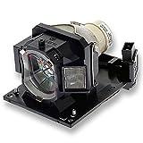 HFY marbull DT01181 Original lámpara de proyector con carcasa para HITACHI BZ-1 CP-A220 N CP-A221 N CP-A221NM CP-A222NM CP-A222WN CP-A250NL CP-A301 N CP-A300 N CP-A301NM CP-A302NM CP-A302WN