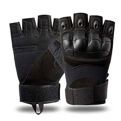 Guantes Montar al Aire Libre Fitness Senderismo Sin Dedos/Dedos completos-a1-XL
