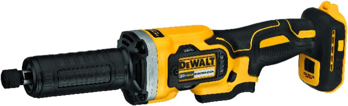 DEWALT 20V MAX Die Grinder Variable Onl Speed 1-1 Tool Easy-to-use Price reduction 2-Inch