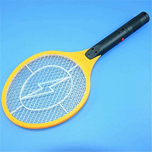 N\C Matamosquitos Eléctrico Matamosquitos Recargable De Tres Capas Los 51 * 21cm /Amarillo