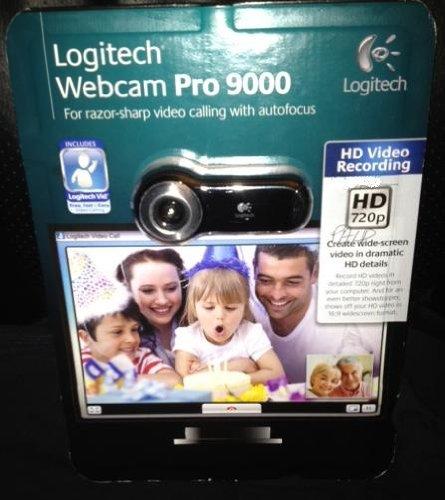 Pro 9000 Webcam - BJs tray sku