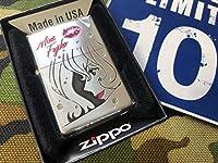 140ルパン3世 アフターシャワー ZIPPO ジッポーライター mercismith2zippo 不二子 ルパン三世