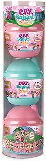 IMC Toys - Bebés Llorones Lágrimas Mágicas, Pack de 3 (97605)