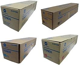 Konica Minolta TN-615 Standard Yield Toner Cartridge Set