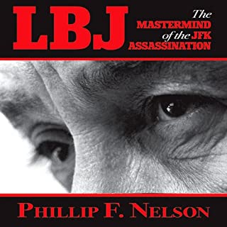 LBJ: The Mastermind of the JFK Assassination cover art
