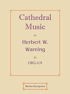 Cathedral Music för orgel