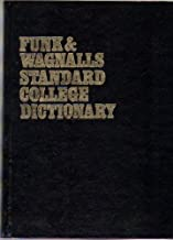 Funk & Wagnalls Standard College Dictionary