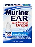 Murine Ear Wax Removal Drops | 0.5 oz