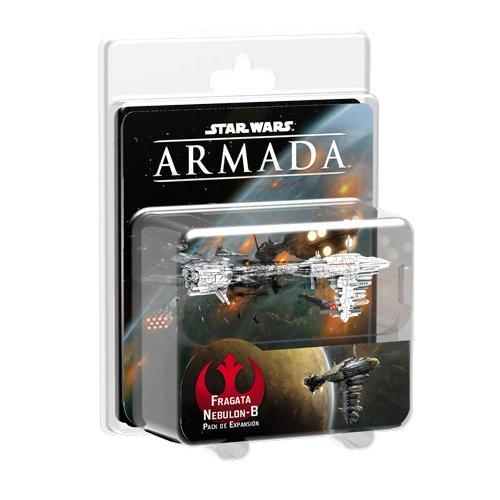 MINIATURA - Star Wars Armada: Fragata Nebulon-B (SWM04)